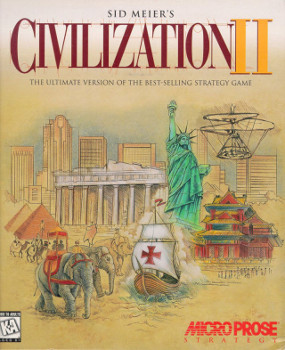 Civilization 2 Box