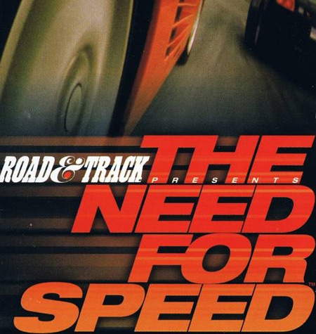 The Need for Speed cover
