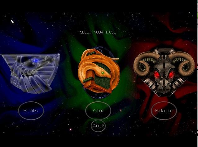 Dune 2000 Screenshot 2